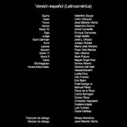 Credits(ep.9 temp.3) Castlevania