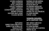 Doblaje Latino de American Horror Story (1ra Temp. - Caps. 5, 6, 7, 8, 9, 10, 11 y 12)