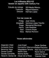 Doblaje Latino de The Americans (1ª Temp. - Cap. 3)