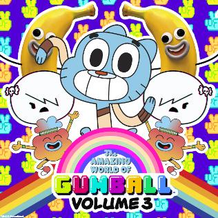 Anexo:2ª temporada de El increíble mundo de Gumball