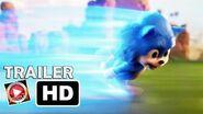 """Sonic La Película Trailer """"Bebé Sonic"""" Español Latino"""
