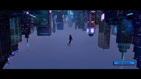 Spider-Man Un Nuevo Universo Teaser