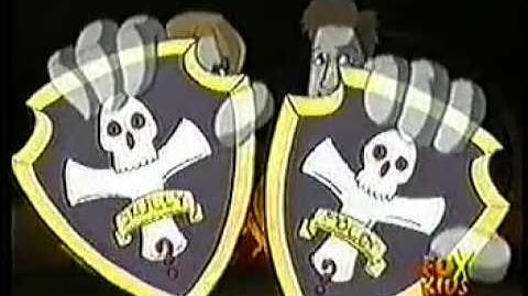 📼 FOX KIDS - Casper (Y Files) Los Expedientes Indiscretos Y