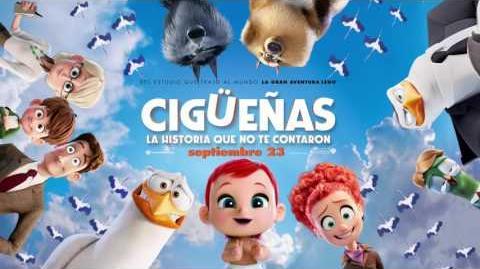 CIGÜEÑAS LA HISTORIA QUE NO TE CONTARON - YouTube Kids (México) - Oficial Warner Bros