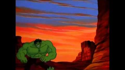 El Increible Hulk Capitulo 13 Latino