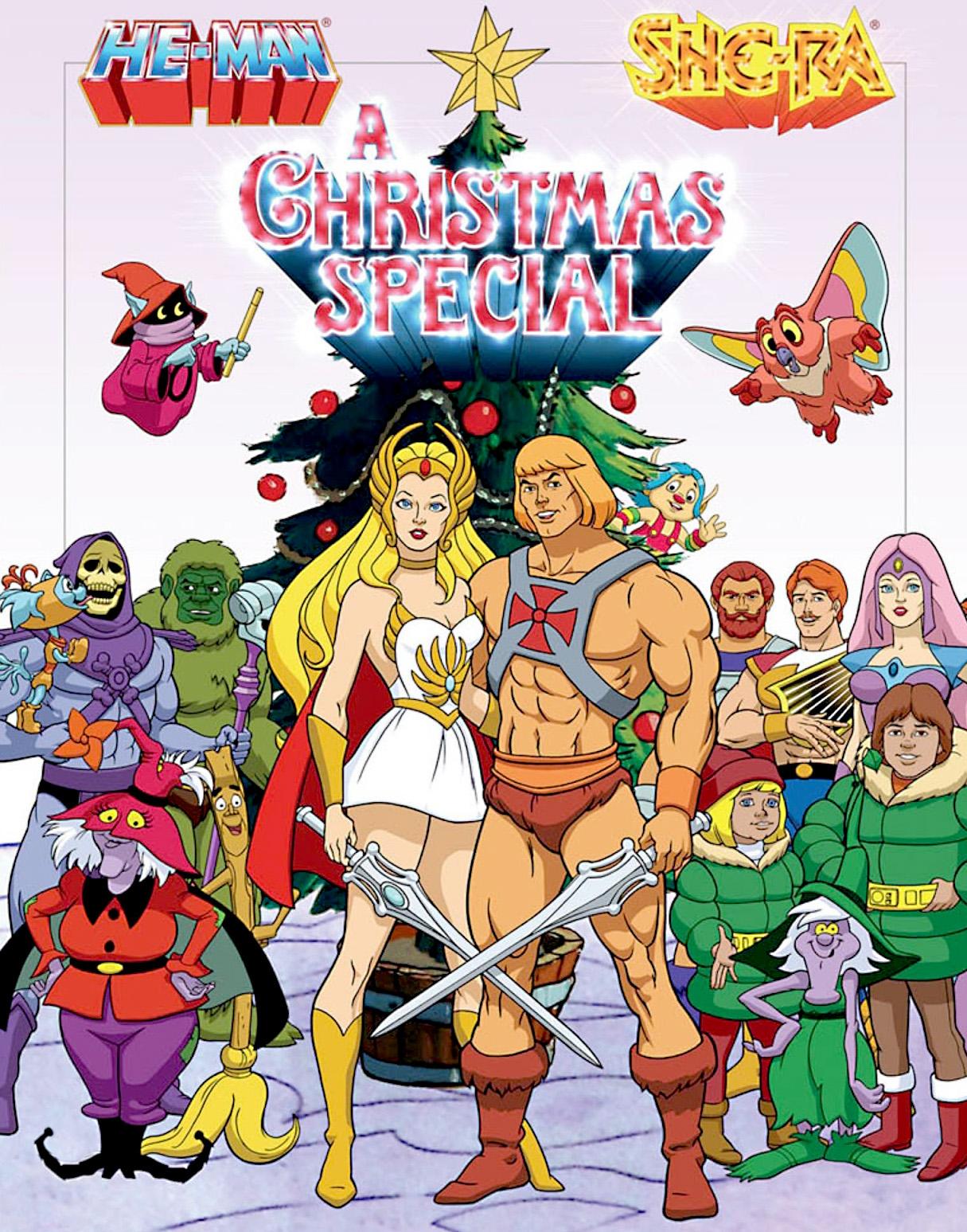 He-Man y She-Ra: Especial Navideño