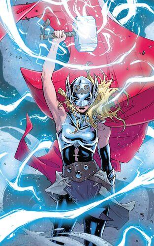 Mujer Thor
