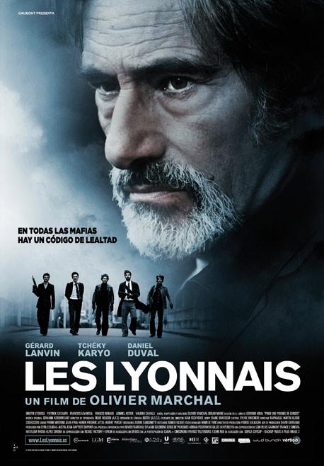 Les Lyonnais; Historia de pandillas