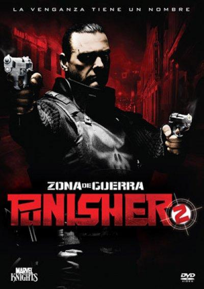 Punisher: Zona de guerra