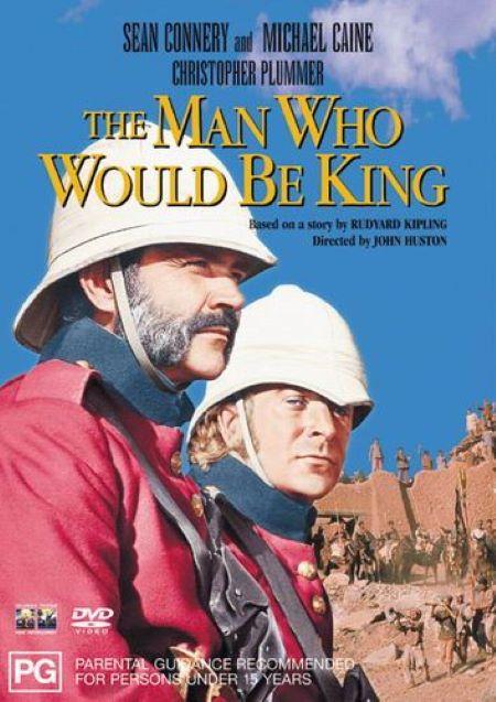 El hombre que sería rey