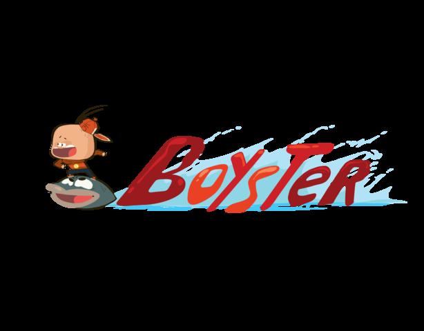 Boyster, el chico ostra