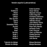 Credits(ep.1 temp.2) Castlevania