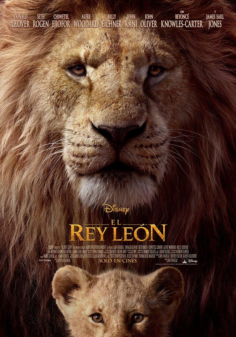 Aimechan93/Propuesta de redoblaje de El rey león (2019)Propuesta