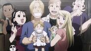 Final de FMA Brotherhood en Español Latino