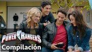 Power Rangers en Español Megaforce Mega-amigos!
