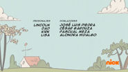 Creditos de doblaje The Loud House ESLA (S222-1)
