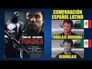 El Castigador -2004- Comparación del Doblaje Latino Original y Redoblaje - Español Latino