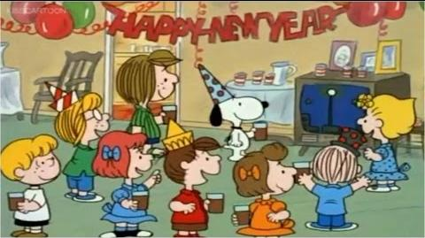 Feliz año nuevo charlie brown (en español)