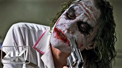 Joker Destruye El Hospital - LATINO The Dark Knight (2008) (4k-HD)