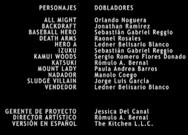 My Hero Academia ep3 créditos