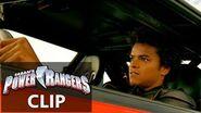 Power Rangers en Español Los Rangers corren carreras!