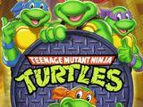 Las Tortugas Ninja (serie animada)