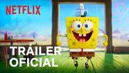 Bob Esponja Al rescate Tráiler oficial Netflix