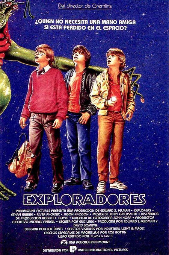 Los exploradores