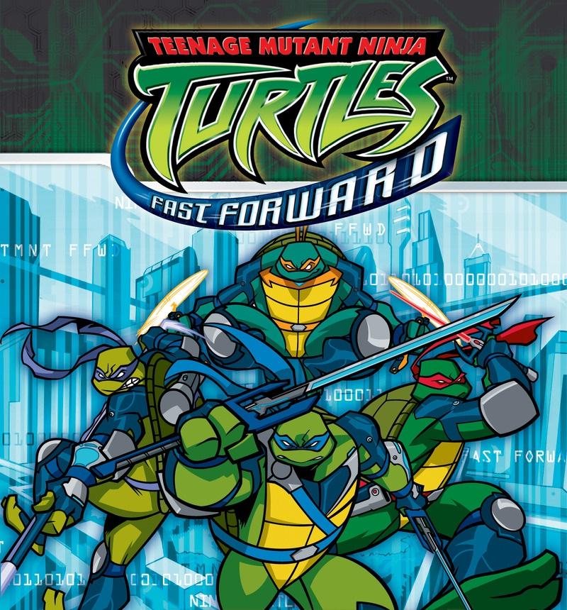 Tortugas Ninja Fast Forward