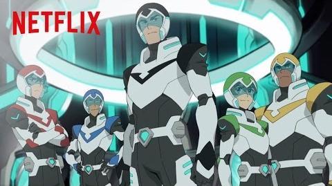 Voltron El defensor legendario - Temporada 2 Tráiler oficial HD Netflix