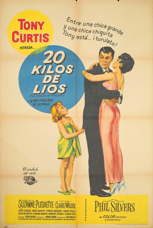 20 kilos de líos