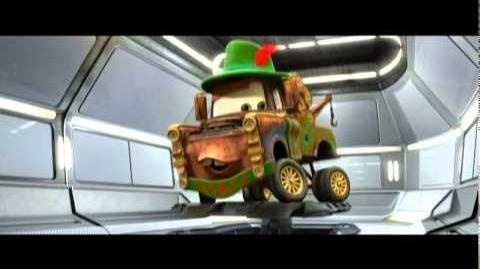 Cars 2- Agente Holley Shiftwell - Consejos Top Secret