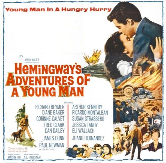 Ernest Hemingway: el valor de un hombre