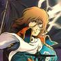 Harlock Cosmowarrior Zero
