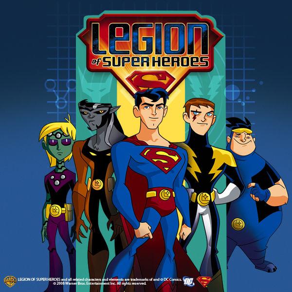 Legión de superhéroes
