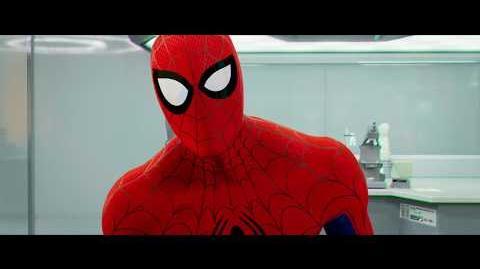 SPIDER-MAN UN NUEVO UNIVERSO En cines 10 de enero-1