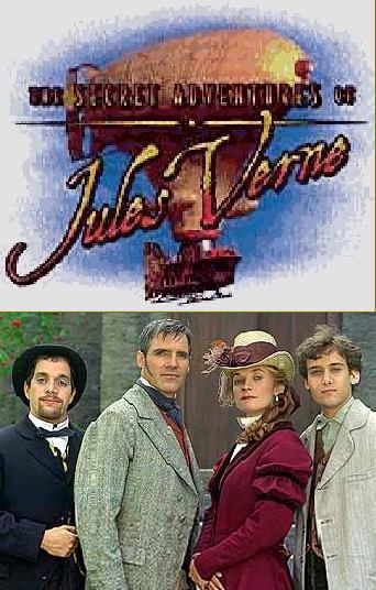 Las aventuras secretas de Julio Verne