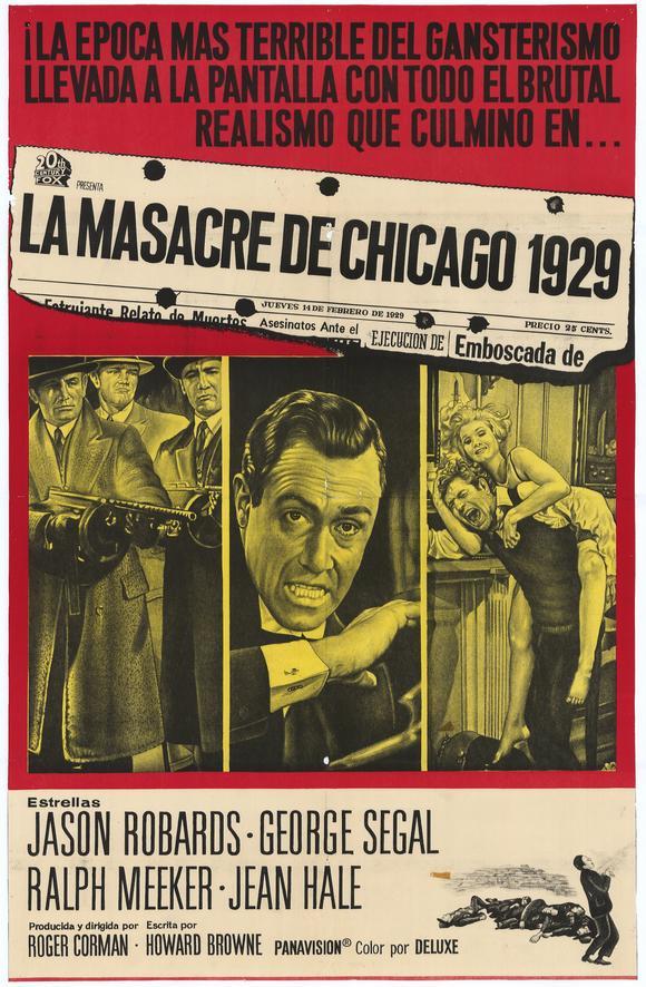 La masacre de Chicago de 1929