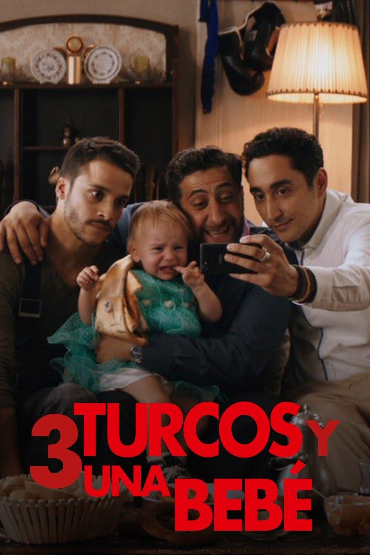 3 turcos y una bebé