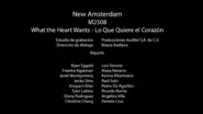 Créditos doblaje New Amsterdam (temp. 2 ep. 8)