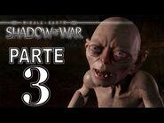 Middle-Earth- Shadow of War - Gameplay en Español latino - Parte 3 - No Comentado (PC Ultra)