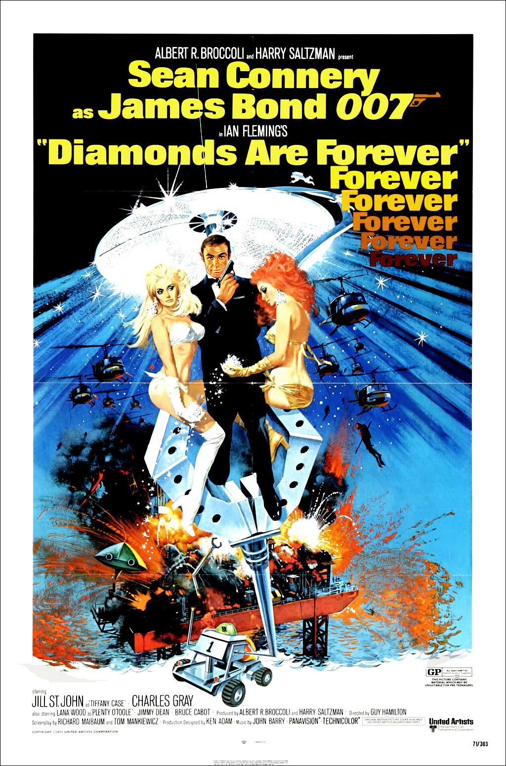 Los diamantes son eternos