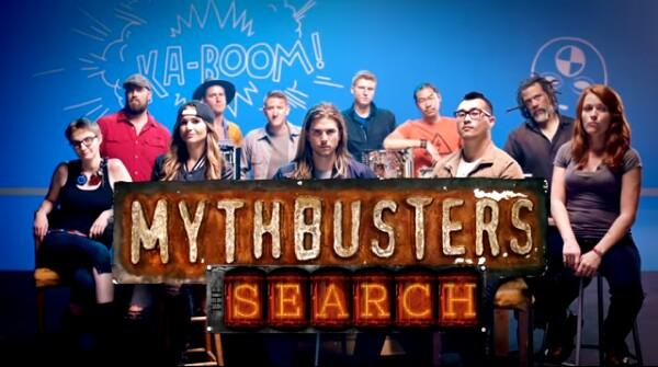 Mythbusters: La nueva generación