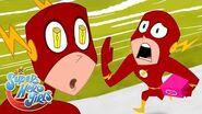 EntrengaRápida DC Super Hero Girls Latino America