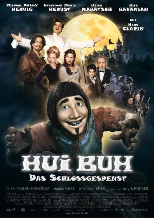 Hui Buh, el fantasma simplón