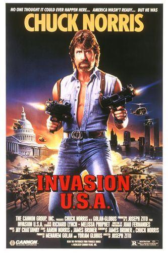 Invasión a los Estados Unidos
