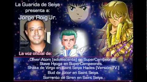 La Guarida de Seiya - Entrevista a Jorge Roig Jr