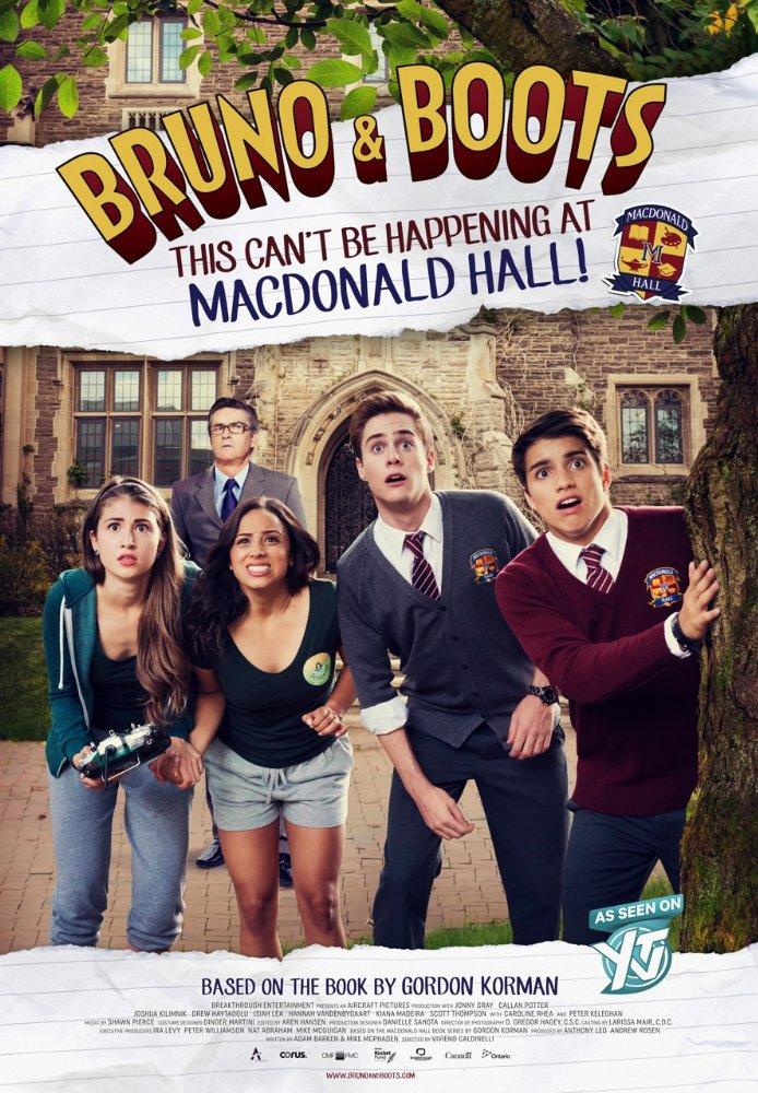 Bruno & Boots: El Desafío de Macdonald Hall