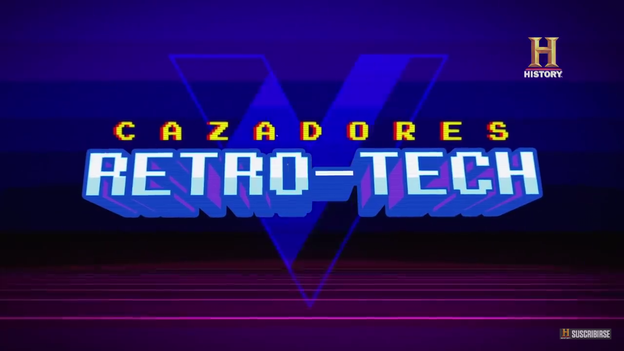 Cazadores Retro Tech