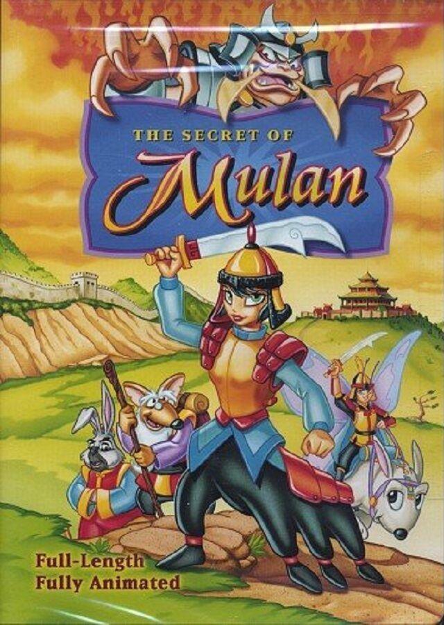 Mulán, el guerrero